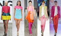 Цветовые тенденции в моде