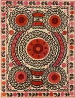 Сузани (Самарканд, конец XIX — начало XX в.)