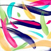 Мазки краски