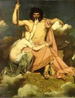 Зевс и Фетида