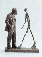 Ленин и Джакометти (Л. Соков)