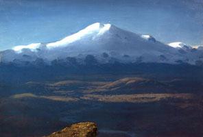 Снежные вершины (А.И. Куинджи)