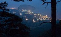 Гурзуф ночью